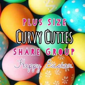 Tops - 4/21 (CLOSED) PLUS SIZE SHARE GROUP: Curvy Cuties